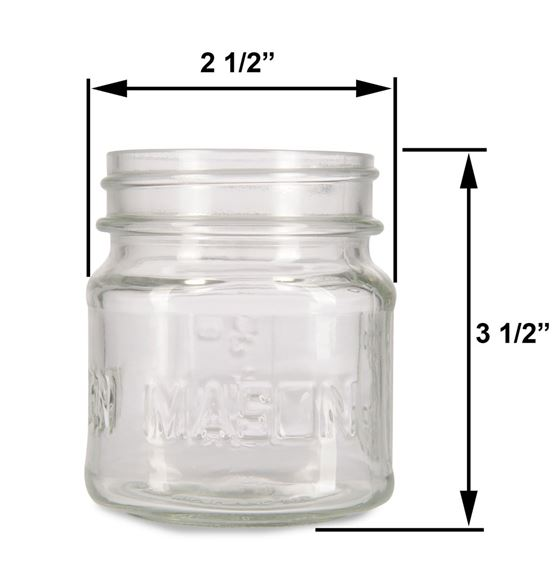 8 oz Mason - Scented Nest Candle Making Supplies
